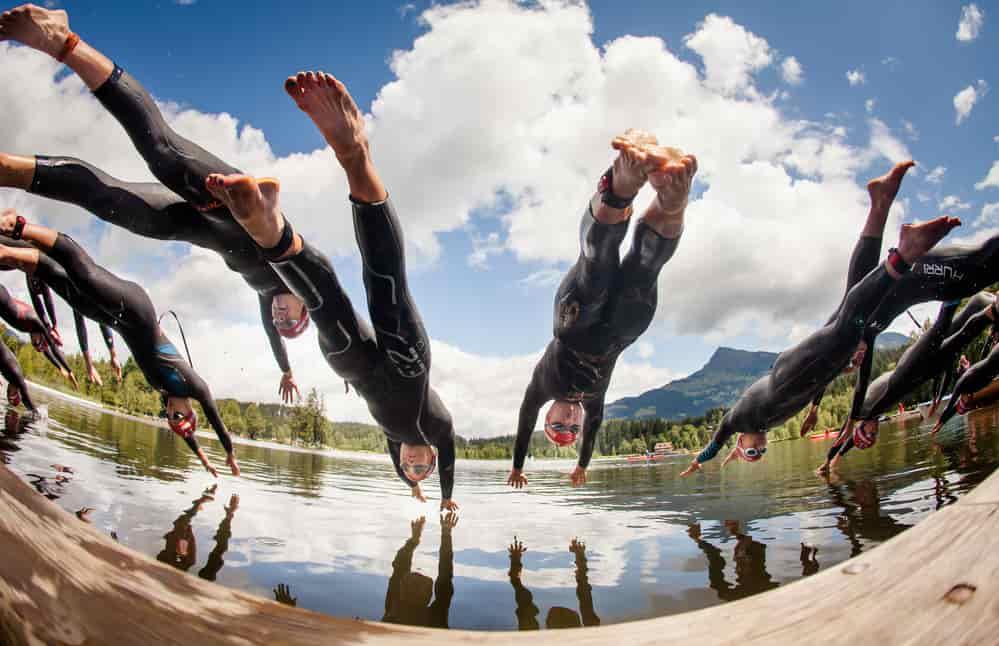 Comment améliorer votre technique de natation pour votre triathlon ?